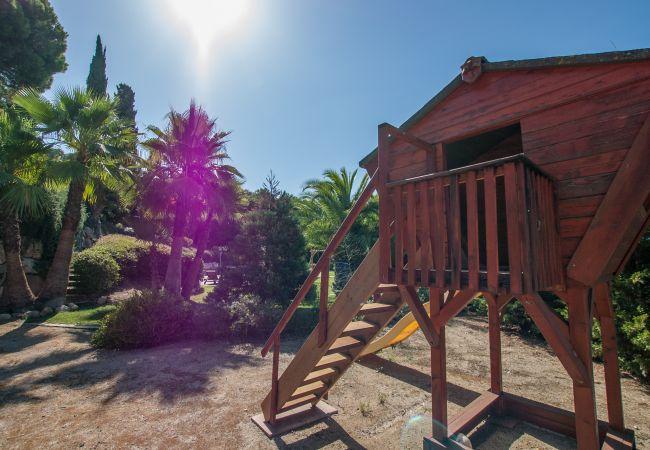 Villa en Santa Susana - Villa Bell Raco