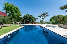 Villa in Palafolls - Villa Oasis