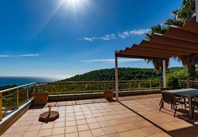 Villa in Blanes - Villa Sunrise