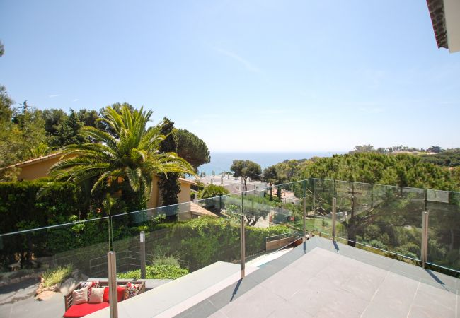 Villa in Blanes - Villa Las Brisas