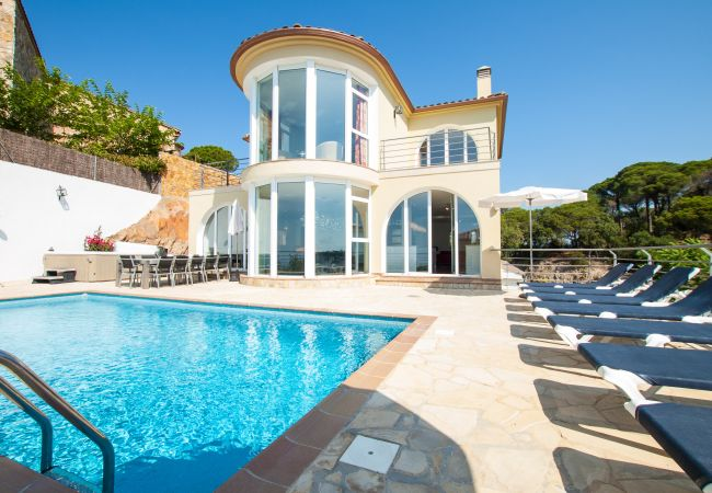 Villa à Lloret de Mar - Villa Gaudi