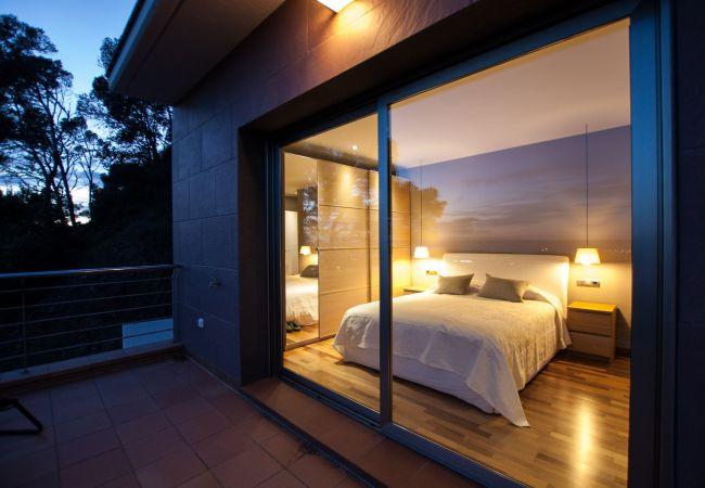 Villa in Santa Susana - Villa Horizon