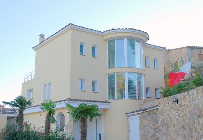 Villa in Lloret de Mar - Villa Gaudi