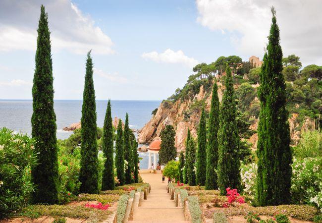 Villa in Blanes - Villa El Olivo