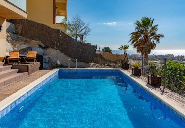Villa in Santa Susana - Villa Miramar