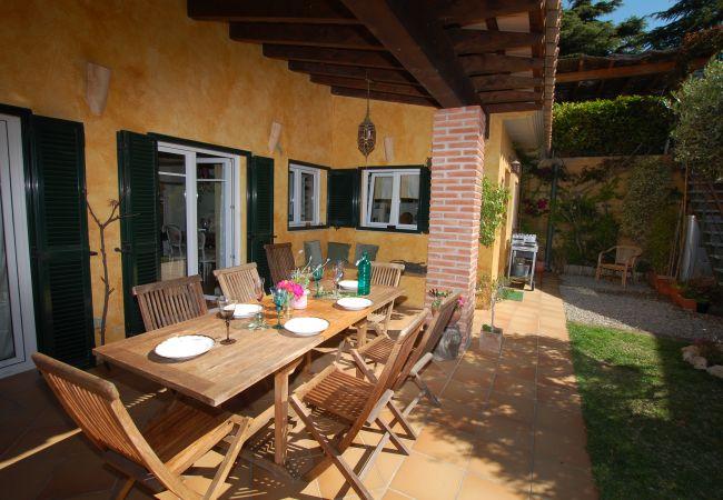 Villa in Calella - Villa Sunset