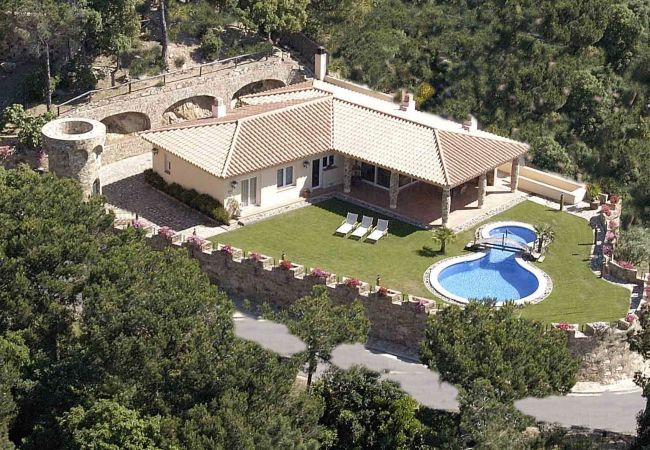 Villa in Lloret de Mar - Villa Guaita