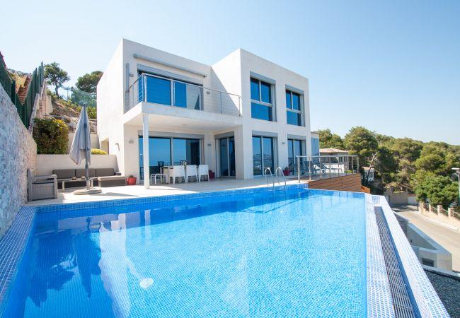 Villa in Blanes - Villa Blanca